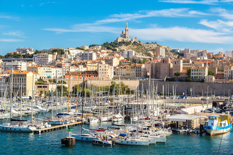 The Map Of France With The City.10 Best Places To Visit In France With Photos Map Touropia
