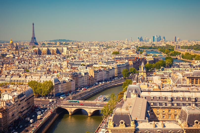 # 1 de los mejores lugares para visitar en Francia