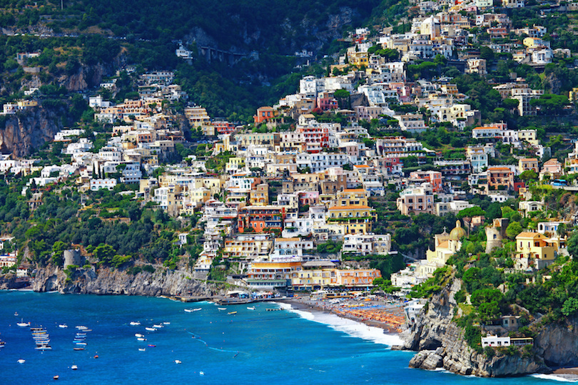 Top Ten Restaurants Amalfi Coast