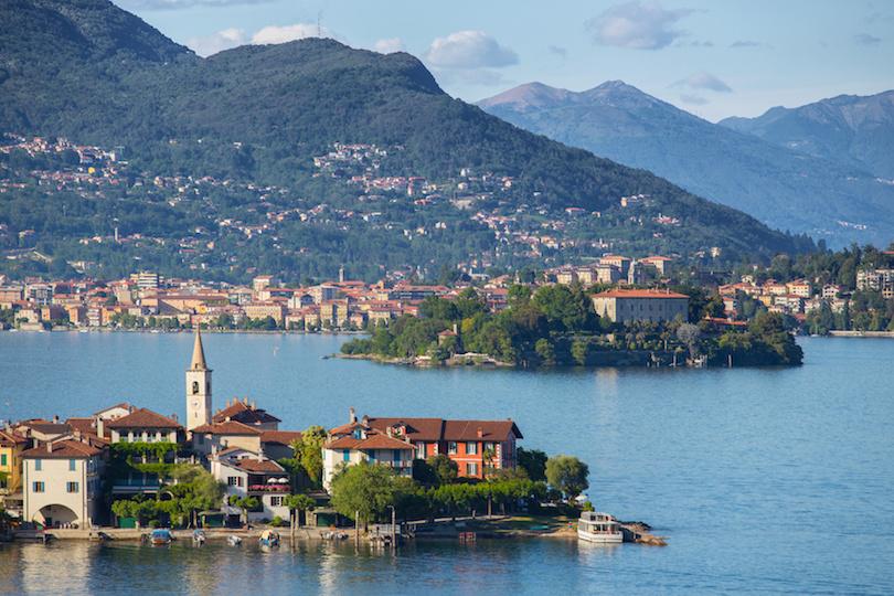 Distrito italiano de los lagos