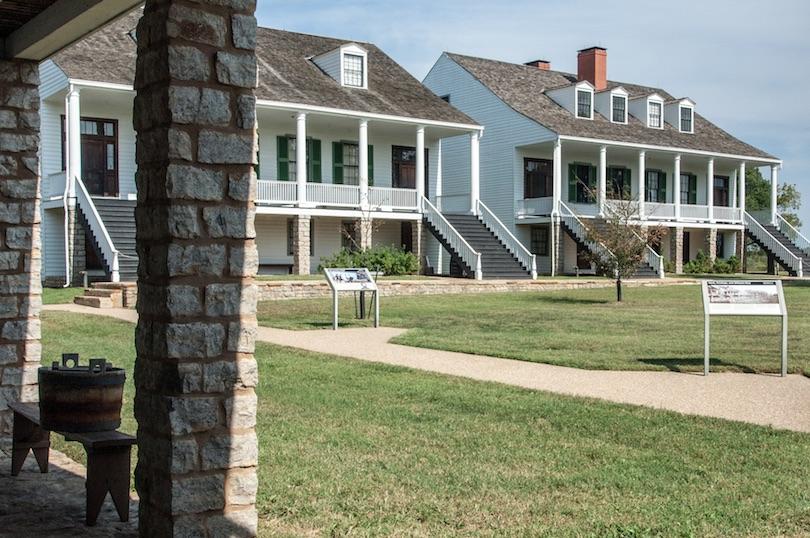 Sitio histórico nacional de Fort Scott