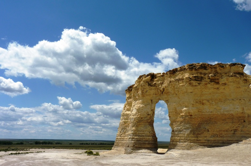 Rocas del monumento