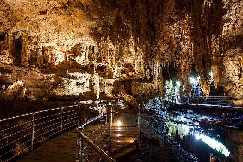Parque Nacional Mammoth Cave