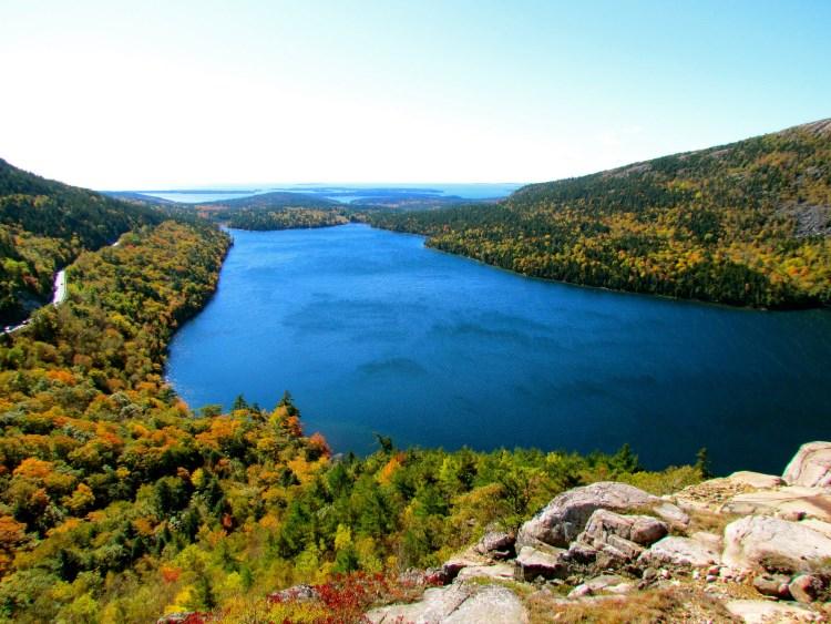 # 1 de los mejores lugares para visitar en Maine