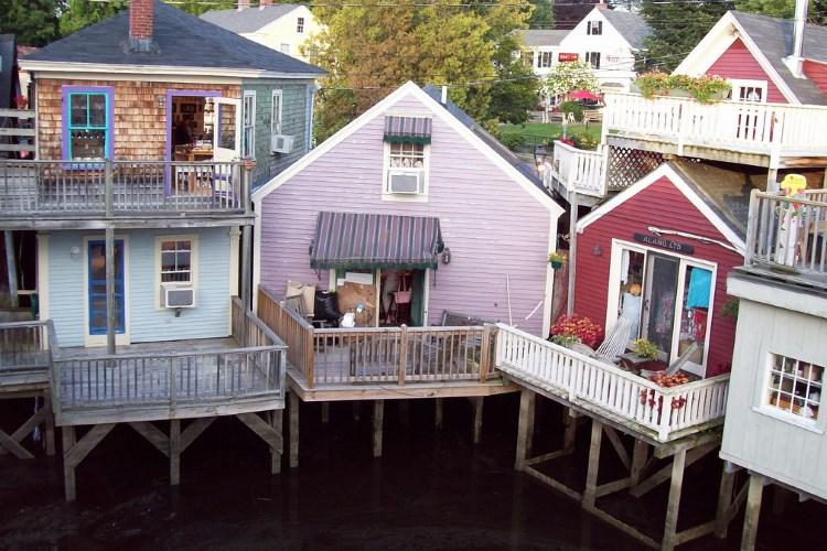 # 1 de pueblos pequeños en Maine