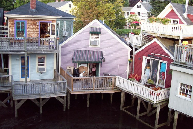 #1 of Small Towns In Maine