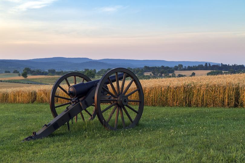 Campo de batalla nacional de Antietam