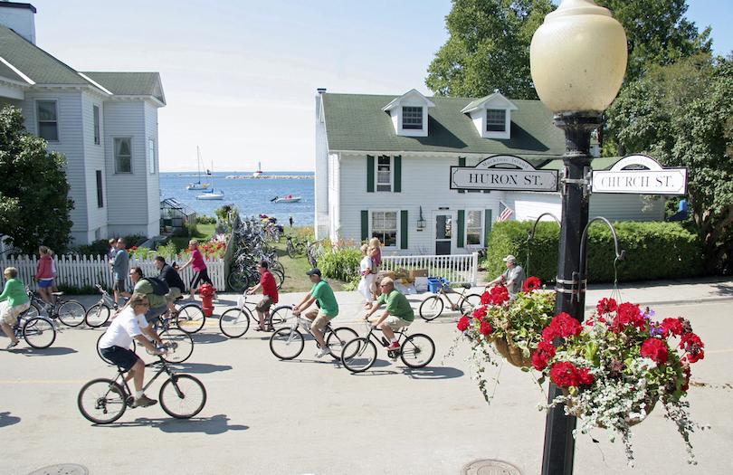 # 1 de los mejores lugares para visitar en Michigan