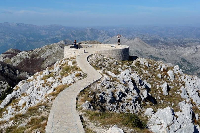 Mount Lovcen