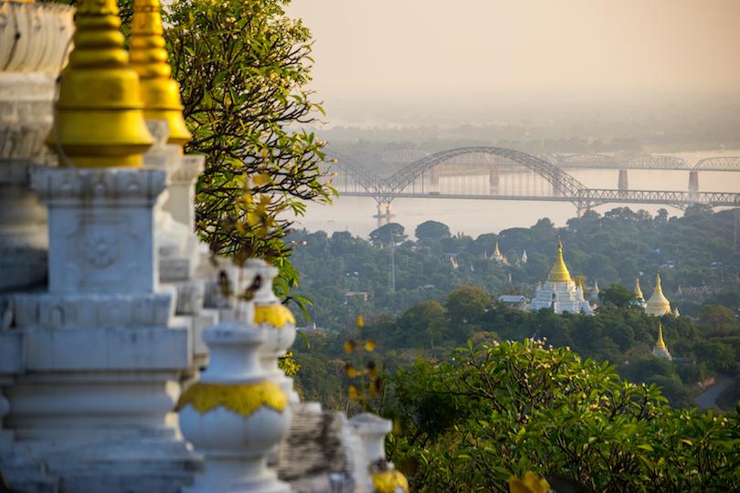 mandalay ▷ 10 mejores lugares para visitar en Myanmar