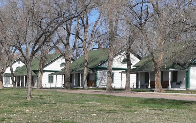 Parque Estatal Fort Robinson