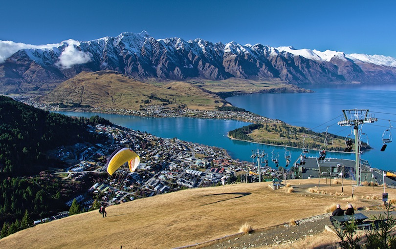 #1 of Small Towns In New Zealand