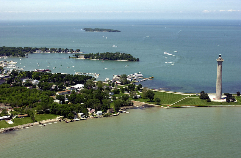 Lake Erie Islands
