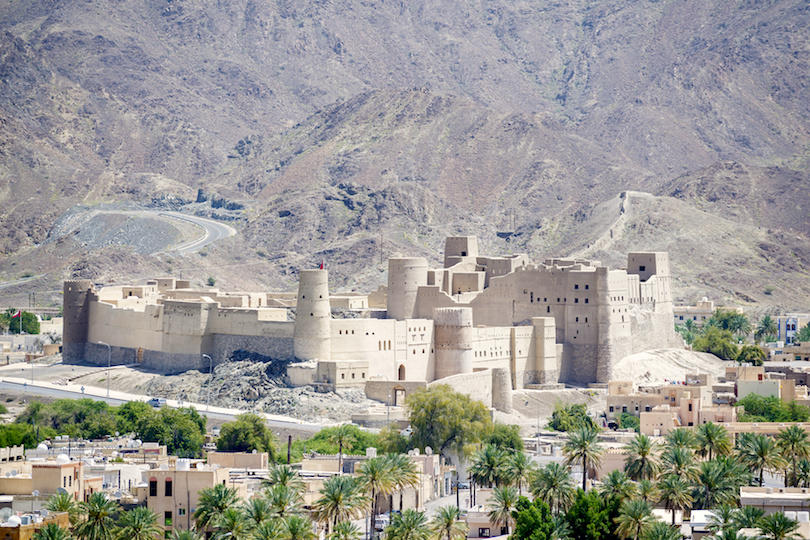 قلعه بهلا عمان