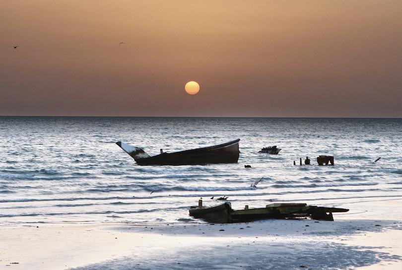 جزیره مصیره عمان