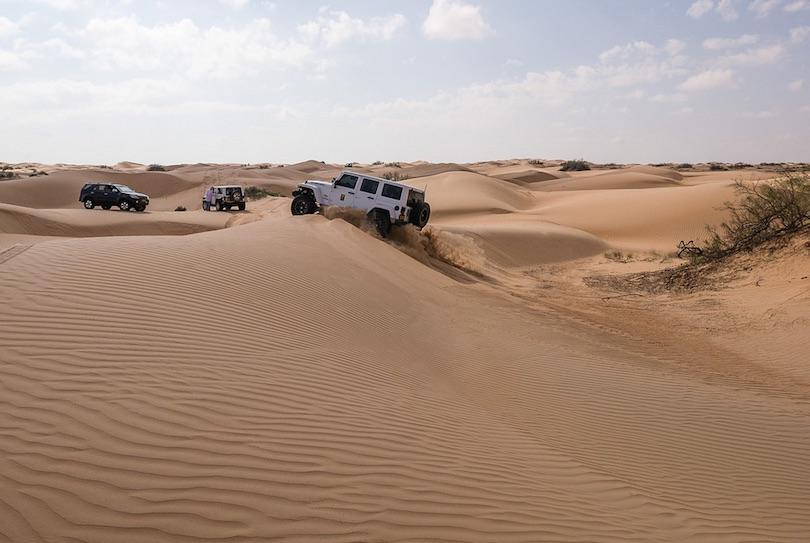 کویر شنی وهیبه عمان