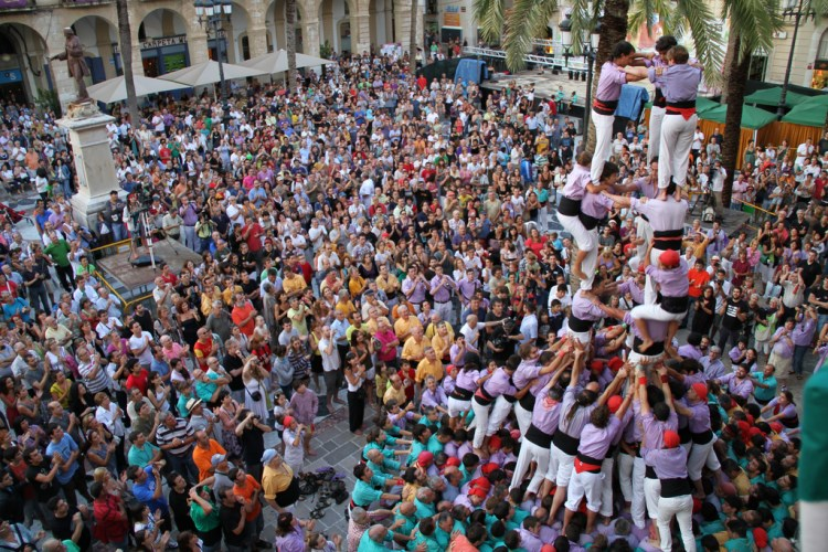 Santa Tecla Fiesta