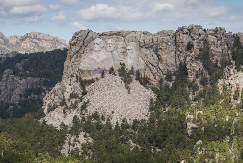 Monumento Nacional Monte Rushmore