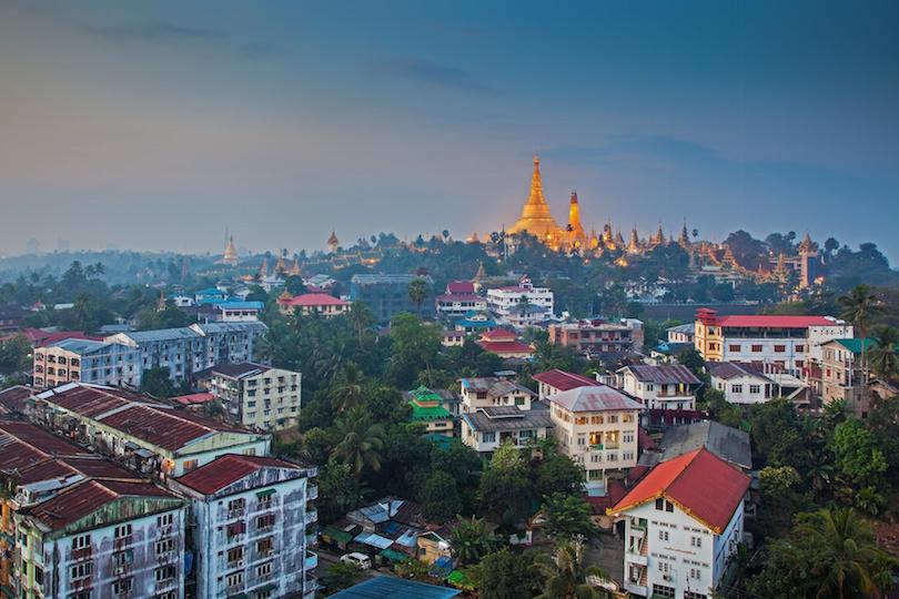 yangon ▷ 10 mejores lugares para visitar en Myanmar