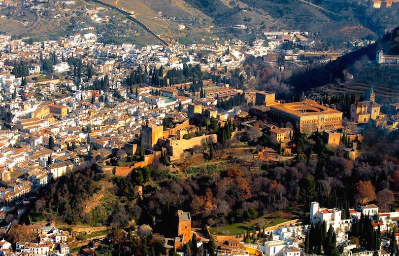 # 1 de destinos en el sur de España