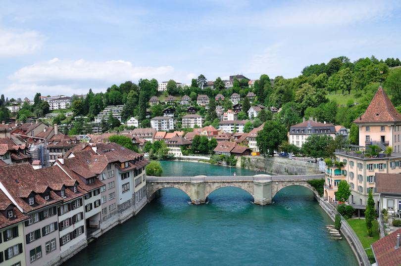 # 1 de los mejores lugares para visitar en Suiza