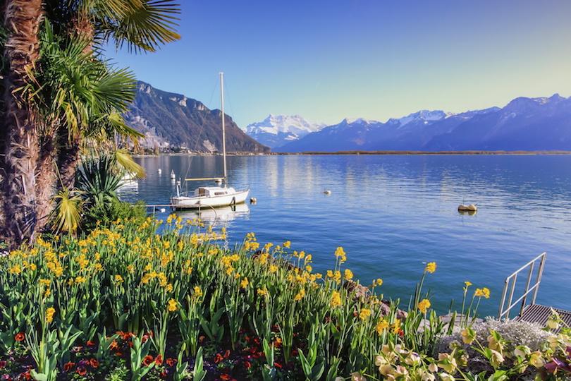 Lago de Ginebra