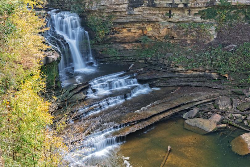Parque estatal Cummins Falls