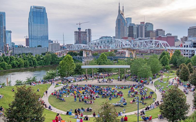 # 1 de los mejores lugares para visitar en Tennessee