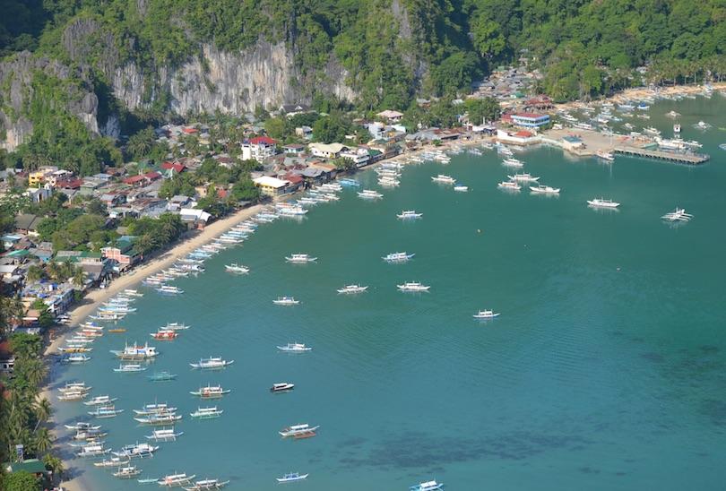 # 1 de los mejores lugares para visitar en Filipinas