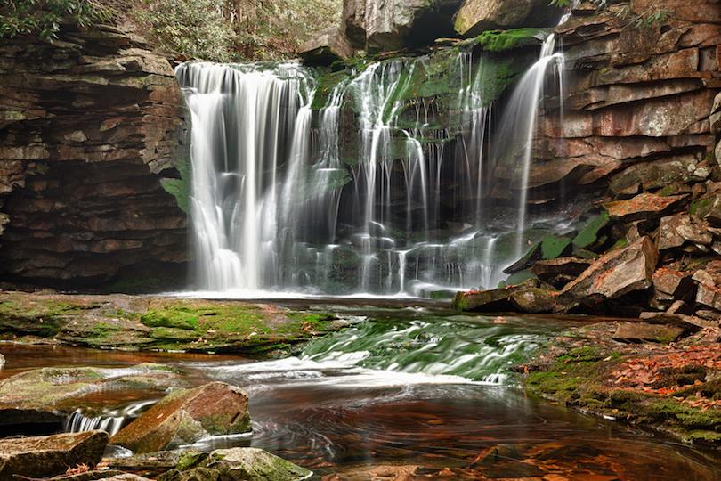 Parque estatal Blackwater Falls