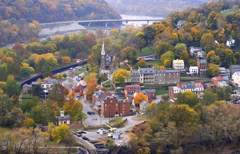N.o 1 de los mejores lugares para visitar en Virginia Occidental