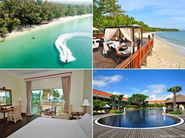 7 Best Cambodia Beach Resorts With Photos Amp Map Touropia