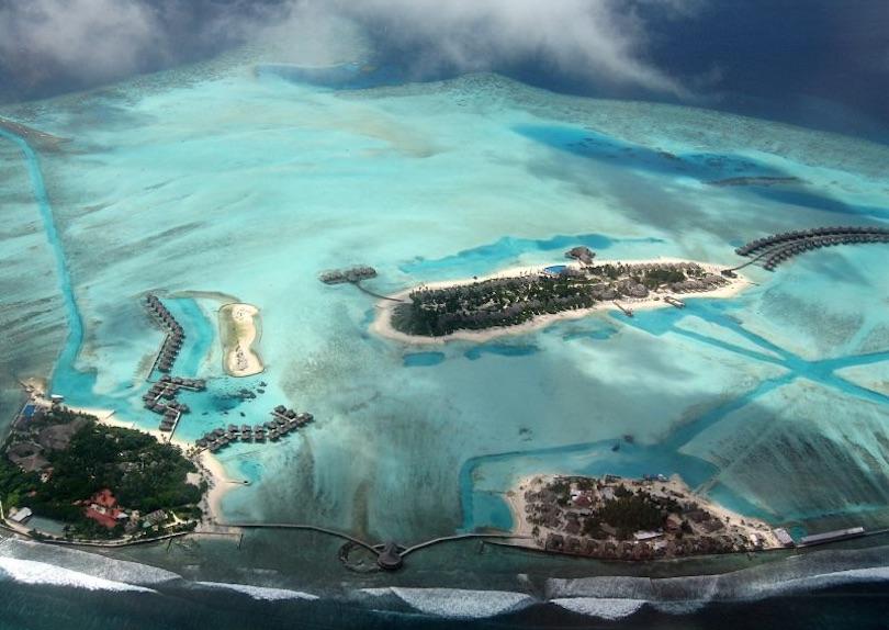# 1 de cautivadores atolones del mundo