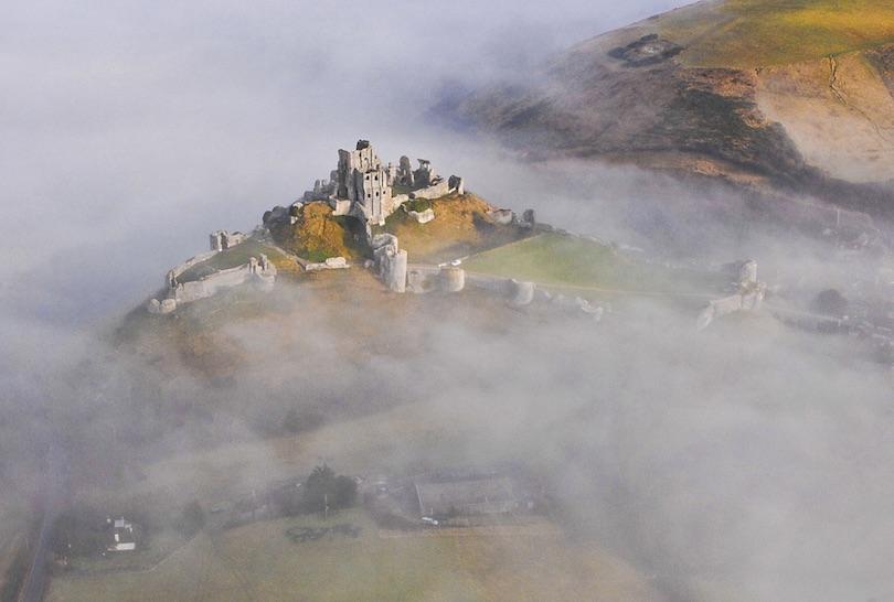 Castillo de Corfe