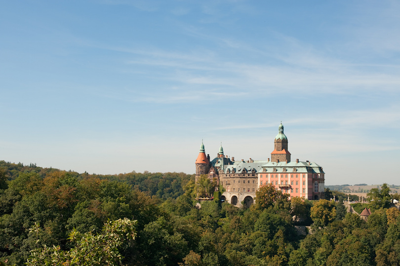 10 Most Beautiful Castles In Poland