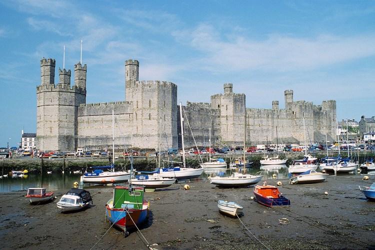 #1 of Castles In Wales