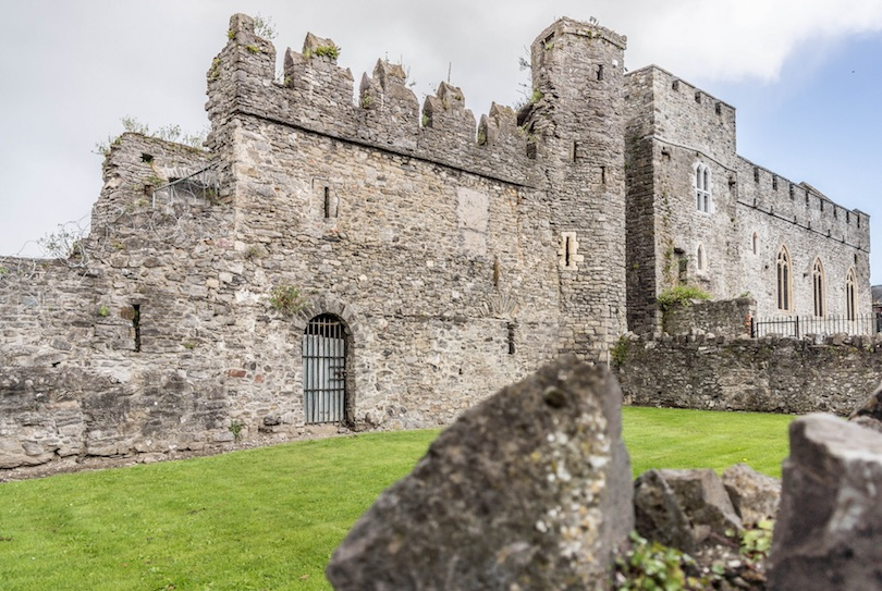 Map Of Ireland Castles.7 Most Impressive Castles Near Dublin With Photos Map Touropia