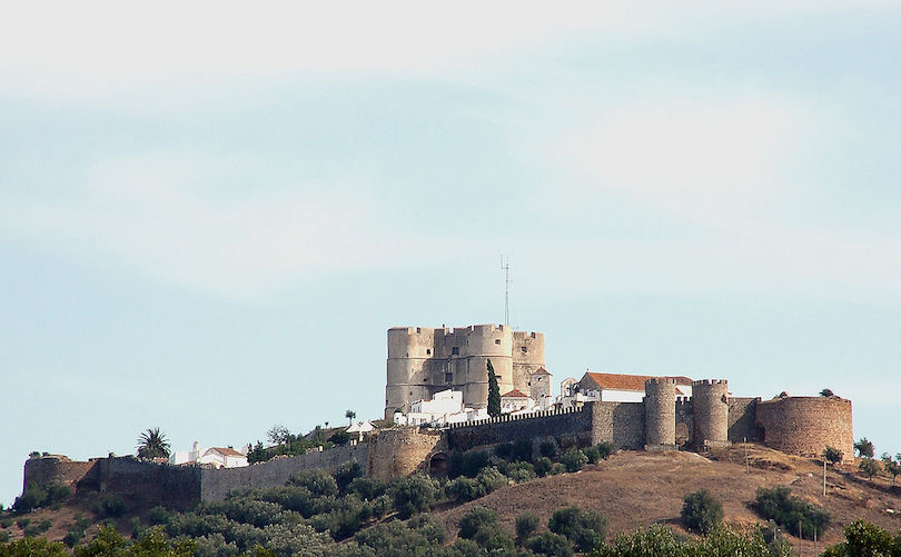 Castle of Evoramonte