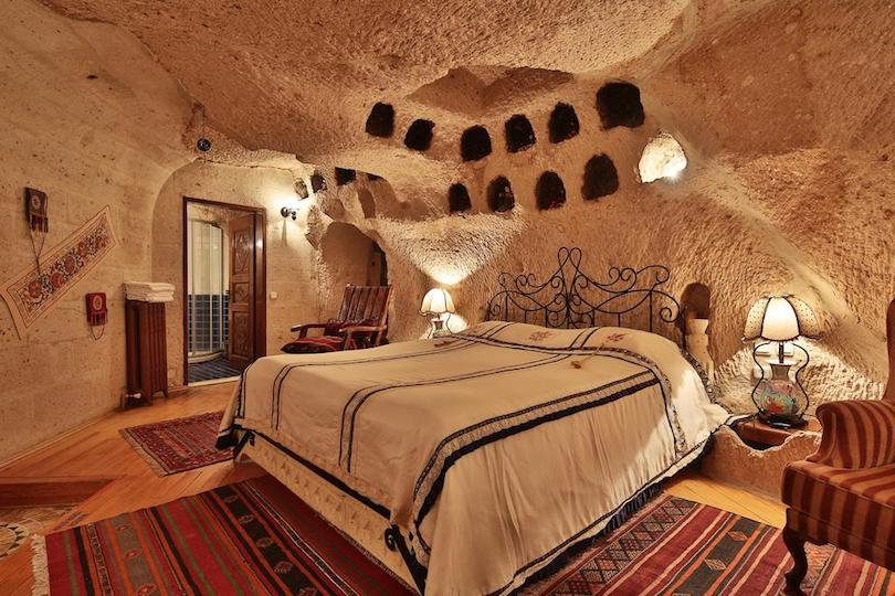 10 Most Beautiful Cave Hotels In Cappadocia With Photos
