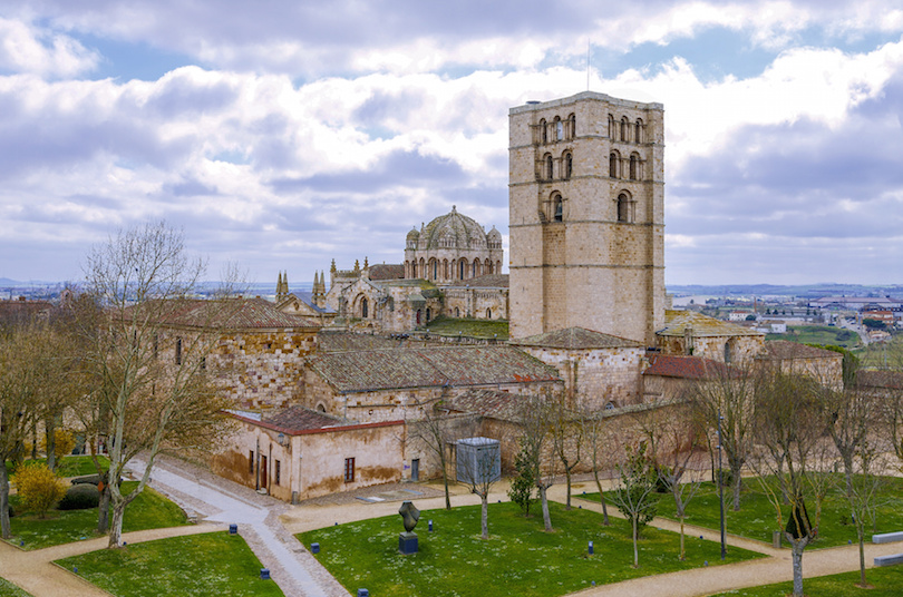 Zamora Cathedral