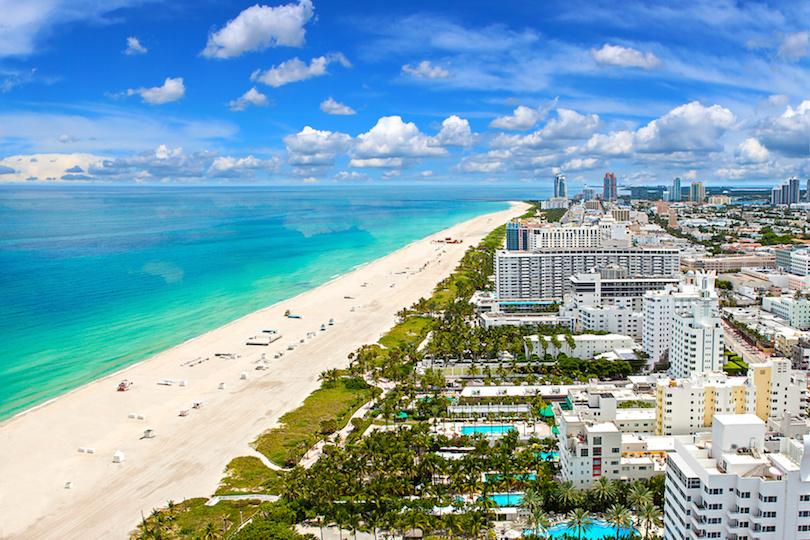 south_beach ▷ 10 mejores playas de Florida
