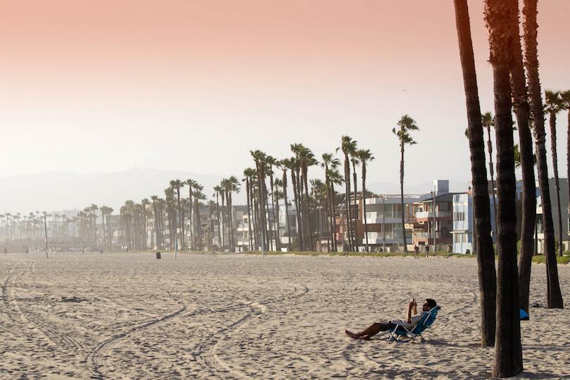 # 1 de las mejores playas de California