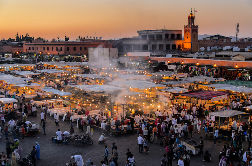 #1 of Tourist Attractions In Marrakech
