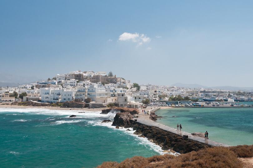 10 جزیره بزرگ در یونان