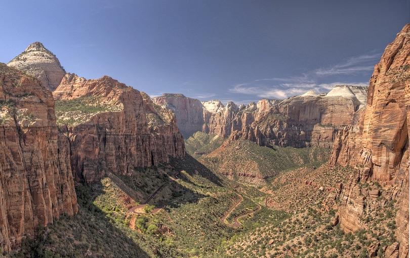 # 1 de los mejores lugares para visitar en Utah