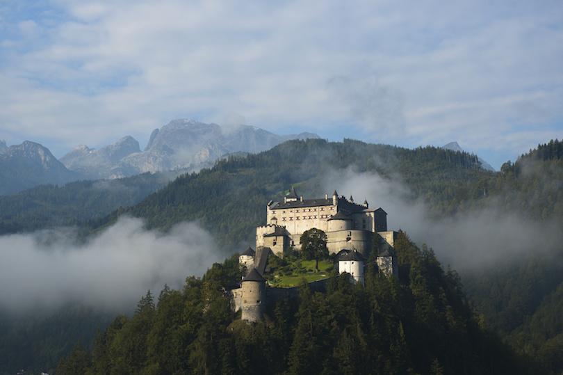 20 زیباترین قلعه های جهان