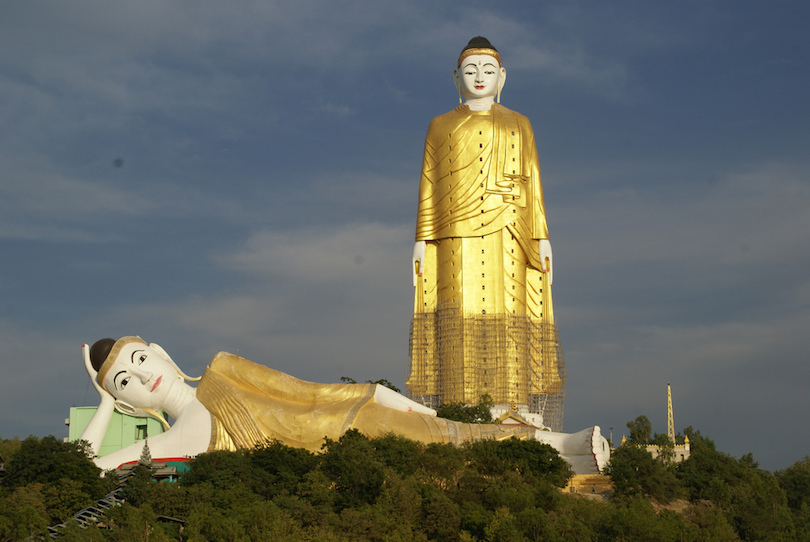 10 famous buddha statues with photos map touropia