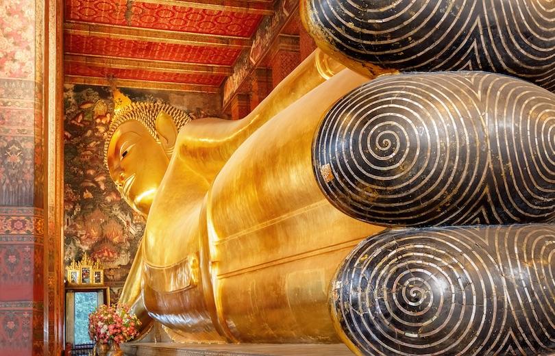 Templo del Buda reclinado