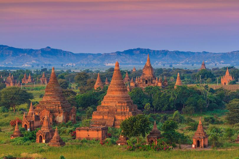bagan ▷ 10 mejores lugares para visitar en Myanmar