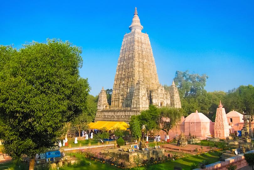 Templo de Mahabodhi